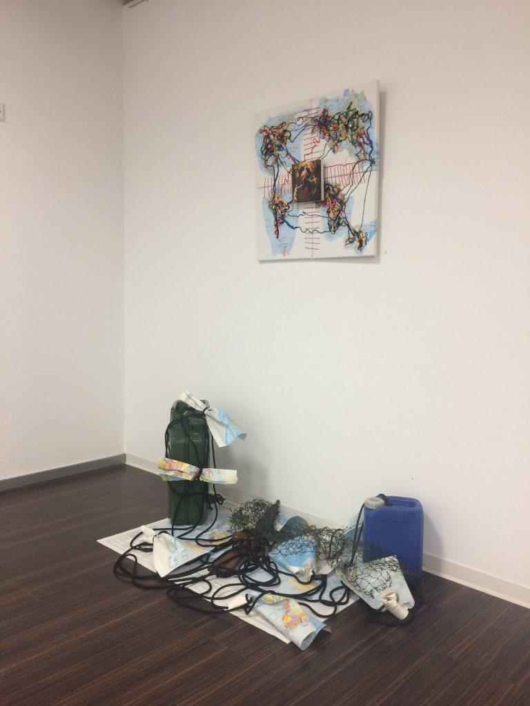 """Ausstellung """"gestimmt"""" in der Städtischen Galerie Filderstadt ..."""